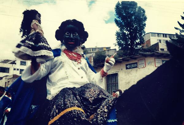 mama negra festival latacunga