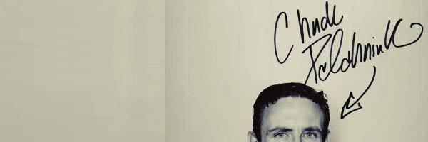 Chuck Palahniuk interview