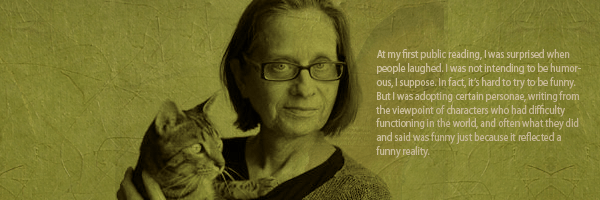 Lydia Davis talks to tmo