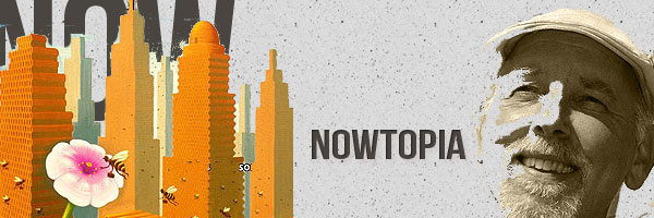 Nowtopia - Chris Carlsson in interview with TMO