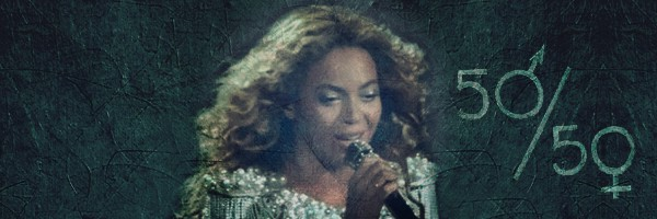 Beyonce calls for gender equality