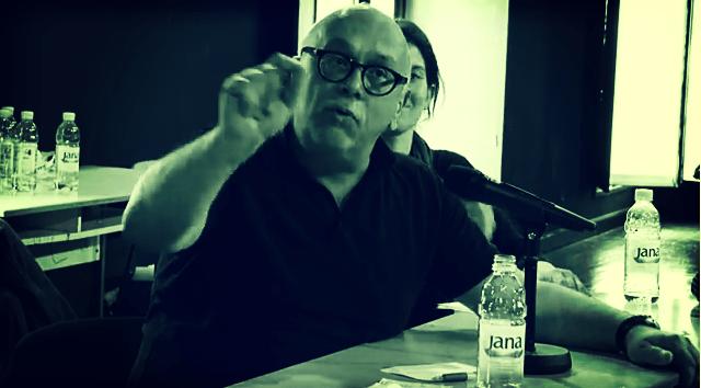 Costas Douzinas - saving the idea of europe