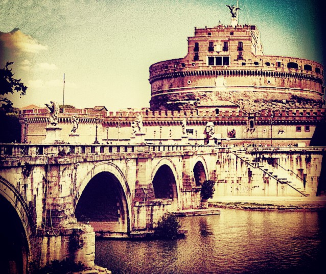ponte-sant-angelo-rome