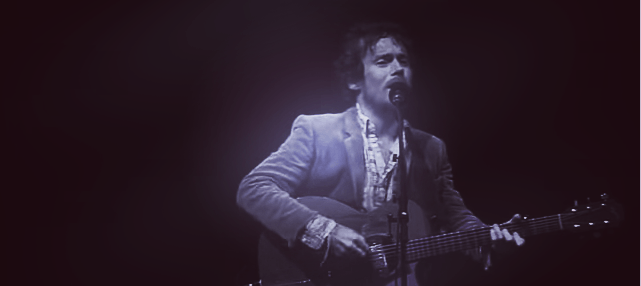 Damien Rice playing live 2013