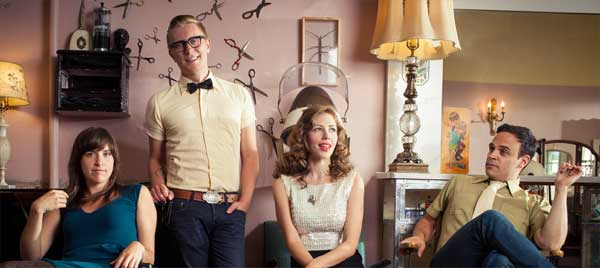 Lake Street Dive - Bad Self Portraits Interview