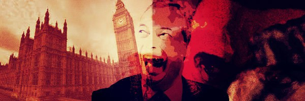 NIgel Farage, the immigration debate and Dracula