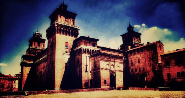 Ferrara Castle - Bologna day trip