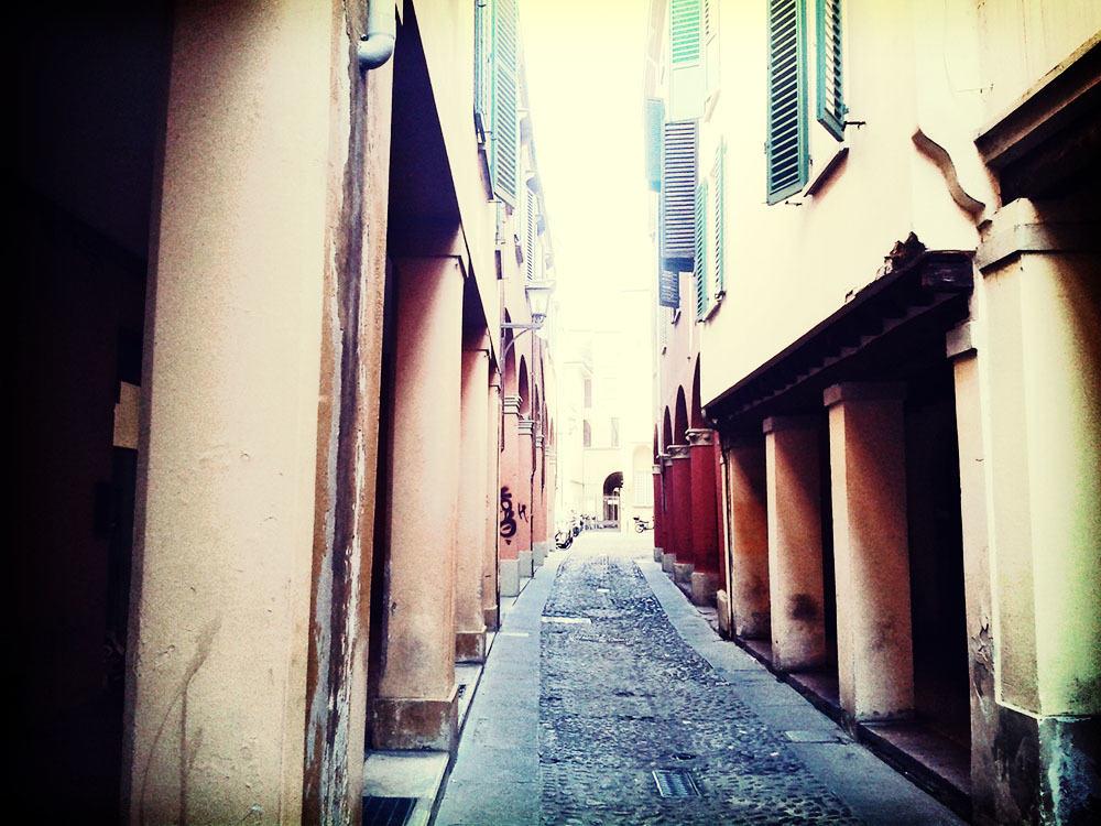Bologna's Jewish Ghetto