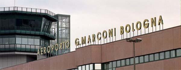 Bologna's Marconi Airport