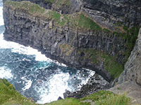 The Cliffs of Moher - Co. Clare