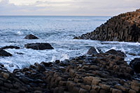 The Giant's Causeway - places to see in Ireland