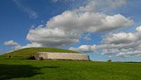 Newgrange - Ireland's famous neolithic passage tomb