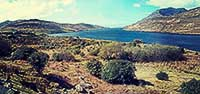 Killary Harbour - a natural fjard in the heart of connemara